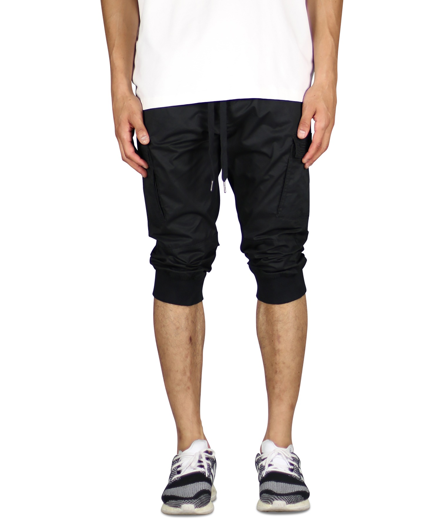 Black Ella Cargo Short