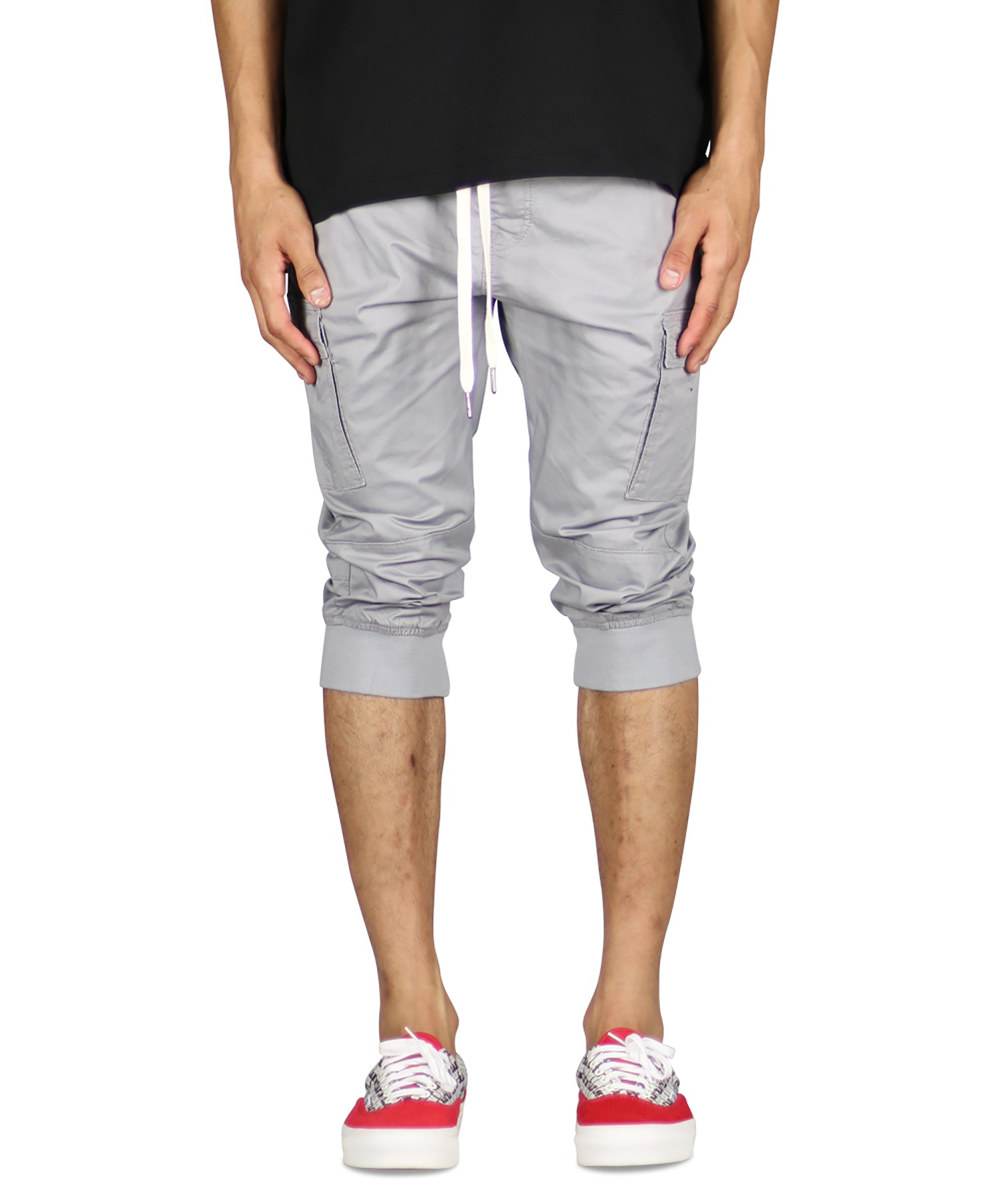 Gray Ella Cargo Short